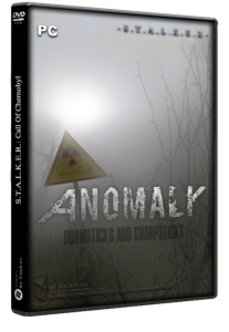 S.T.A.L.K.E.R.: Anomaly + Boomsticks and Sharpsticks (2021) PC | RePack by SpAa-Team
